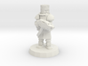 Cossack Trooper with Inferno Riffle 3d printed