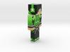6cm | Black_Razer 3d printed