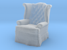 1:48 Tufted Chair 3d printed