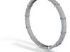 Pandora's Box Ring - Sz. 5 3d printed