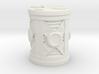 Hi-Tech Barrel 3d printed