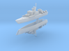 MN01 Hauk Class Missile Boat (2) (1/600) 3d printed