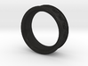Skull Ring 9 3d printed