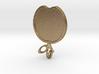Pendant of the Golden Apple - Kappa 3d printed
