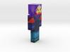 6cm | Bluehoke 3d printed