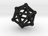 Icosahedron Magnetix 3d printed