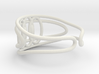 Sinusoidal 4 Ring 3d printed