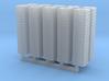 Single Brick Pier HO X 10 3d printed
