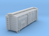 Cattle Car 40ft 3d printed
