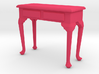 1:24 Queen Anne Console Table 3d printed