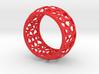 Koi Bracelet 3d printed