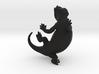Hyperodapedon (Scaphonyx) 1/24 3d printed