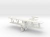 1/144 Avro 504C 3d printed