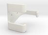 PS3-controller wall mount Hook 3d printed