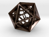 Polyhedral Sculpture #26 - Pendant 3d printed