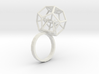 Ring Dodekaeder 3d printed