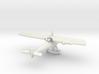 1/144th Morane Saulnier P 3d printed