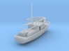 Fishing Boat - Zscale 3d printed