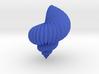 hoover rufflestratus shell - seashell 3d printed