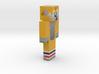 6cm | abootflock 3d printed