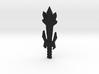 Flame Sword 3d printed