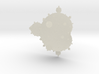 Mandelbrot 3D fractal 3d printed