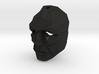 Jor-El 1/6 Crystal Mask keychain / Ear Ring Superm 3d printed