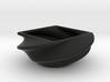 Transformed Dish 1 3d printed