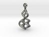 TTS earring 2 3d printed