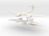 1/144 Westland Whirlwind (x2) 3d printed