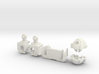 Wrecker Ironfist Kit - Bullet Hole 3d printed