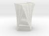 twisty 1 3d printed