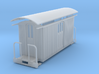 HOn30 Small baggage car 3d printed