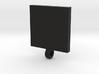 QR code pendant 3d printed