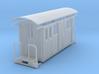 HOn30 Small RPO baggage car 3d printed