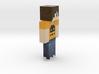 6cm | MinecraftCosmin 3d printed