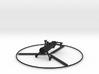 1/144 TsAGI A-12 autogyro 3d printed
