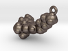 THC Molecule Pendant, ~3.5cm 3d printed