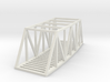 Curved Bridge - 490 mm - Zscale 3d printed