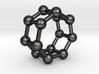 0350 Heptagonal Prism V&E (a=1cm) #003 3d printed