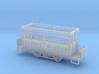 OO scale Giant's Causeway tram 2 static 3d printed