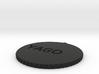 by kelecrea, engraved: YAGO 3d printed