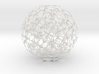 Circular 120-Cell 3d printed