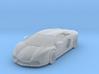 1/160 - Solid: Lamborghini Aventador (N-Scale) 3d printed