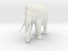 elephant 60mm 3d printed