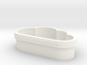 the cloud Cookie Cutter 3d printed