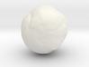 Snowball 3d printed
