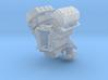 1/8 426 Hemi Basic Block Kit 3d printed