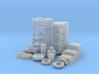 1/24 BBC Basic Block Kit (No Mech Fuel Pump) 3d printed
