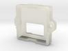 520TVL 3-5V Cam Housing Part02 V4 3d printed